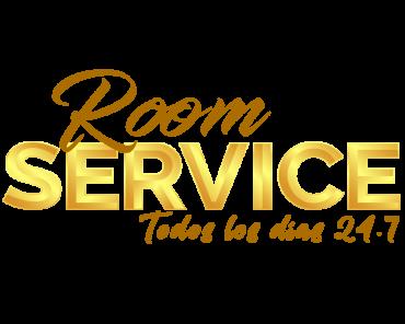 Room Service Todos los días 24-7